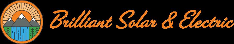 Brilliant Solar and Electric logo