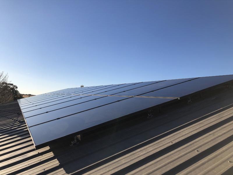7.5 kW Solar Installation Cortez, CO